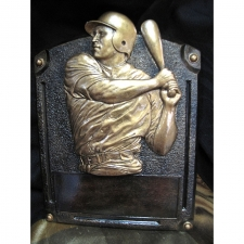 baseball-resin-plaque