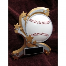 baseball-resin-trophy