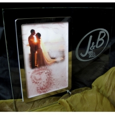crystal-wedding-frame