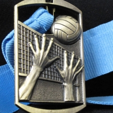 dogtag-volleyball-medal