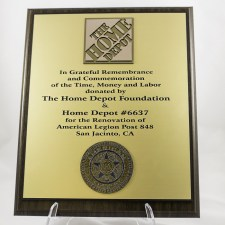 home-depot-plaque