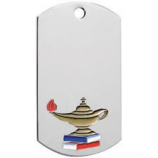 lamp-dogtag-medal