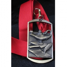 lamp-of-knowledge-dogtag-medal