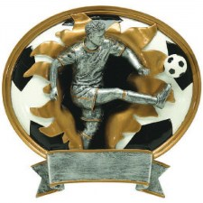 male-soccer-resin-plaque