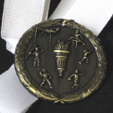 track-and-field-medal