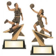 Basketball : STAR POWER BASKETBALL RESIN